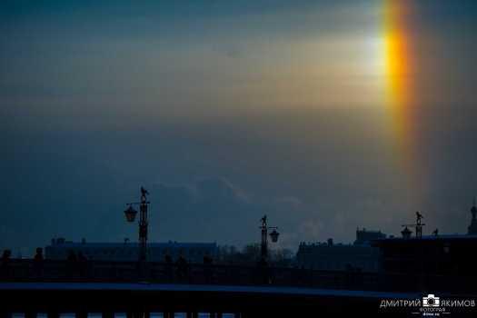Атмосферные оптические явления, гало