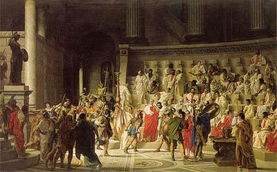 Ένα από τα δύο κύρια όργανα της Αθηναϊκής Δημοκρατίας. Η Βουλή των 500. Αυτή αποτελεί την επιτροπή του Συλλόγου και έχει διάρκεια ενός έτους. Είναι η προϊστάμενη αρχή και λογοδοτεί στην Εκκλησία του Δήμου στο τέλος της θητείας της. Δεν ελέγχεται από καμία άλλη αρχή. Κύριο μέλημά της είναι η κατάρτιση προβουλευμάτων, θεμάτων δηλαδή προς συζήτηση στην Εκκλησία του Δήμου και διεξαγωγή δημοψηφίσματος. Εκτός αυτού εποπτεύει και ελέγχει την εκτέλεση των αποφάσεων της Εκκλησία. Τα μέλη της βουλευτές έχουν ηλικία 30 και άνω αφού απαιτείται σχετική ωριμότητα και πείρα για να φέρουν σε πέρας το έργο της. Κληρώνεται και ένα αναπληρωματικό σε περίπτωση που κάποια θέση μείνει κενή κατά την διάρκεια του έτους. Βουλευτής μπορεί να κληρωθεί κάθε μέλος μέχρι δύο φορές. Η Βουλή αρχικά στοχεύει σε 50 μέλη. Από κάθε φυλή θα κληρώνονται 5 μέλη με εποπτεία του ετήσιου άρχοντα της φυλής.
