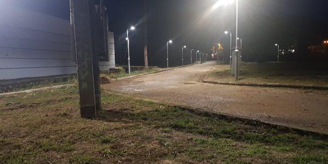 Γιάννενα: Αναβάθμιση του φωτισμού στους χώρους της Λιμνοπούλας