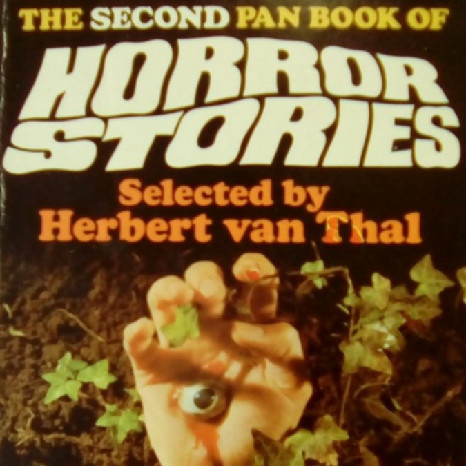 The Second Pan Book of Horror Stories