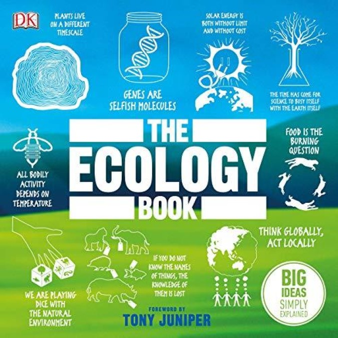 Big Ideas Simply Explained – The Ecology Book
