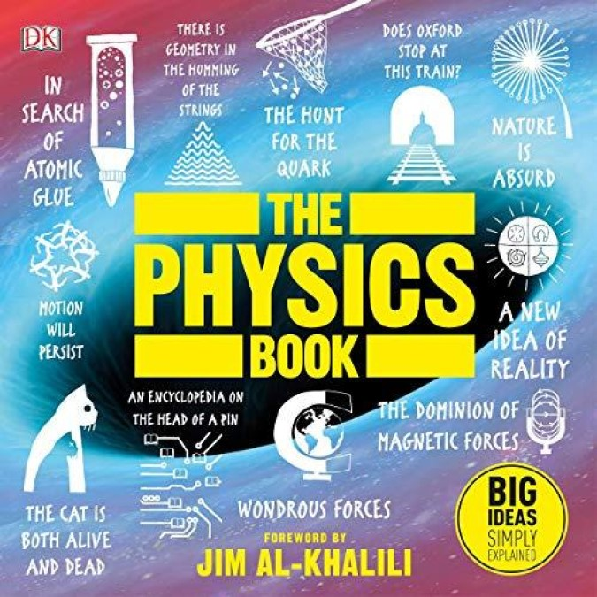 Big Ideas Simply Explained – The Physics Book