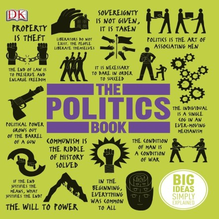 Big Ideas Simply Explained – The Politics Book