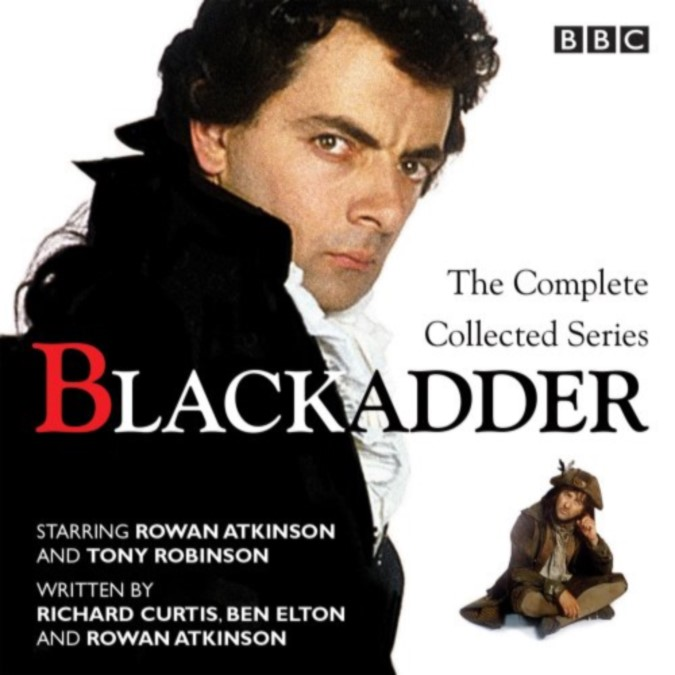 Black Adder Radio Shows BBC