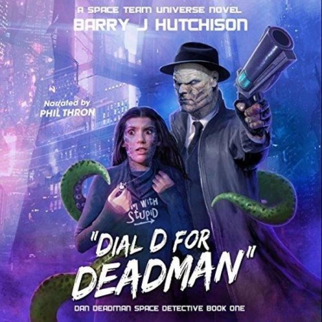 Dan Deadman Space Detective [1] Dial D for Deadman