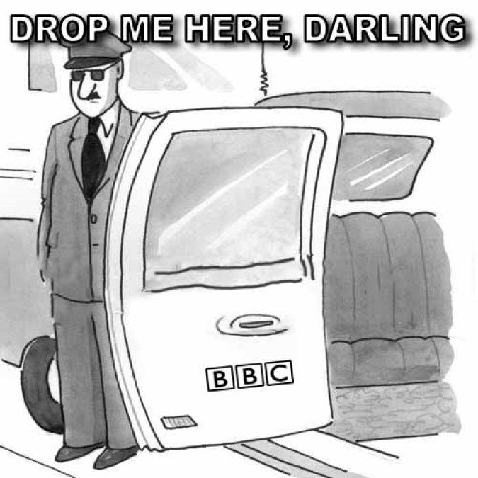Drop Me Here, Darling BBC
