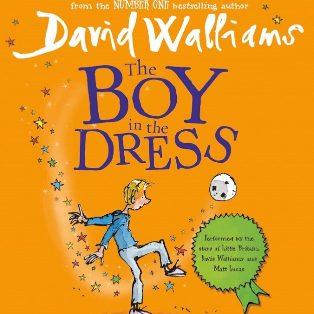 The Boy In The Dress – David Walliams
