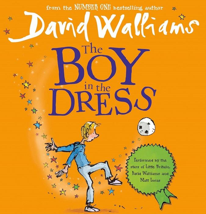 The Boy In The Dress – David Walliams