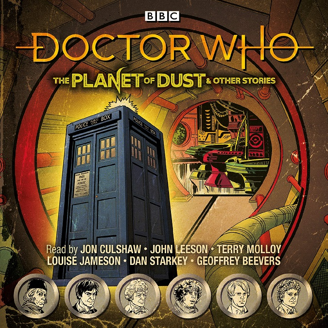 Doctor Who – The Planet of Dust & Other Stories