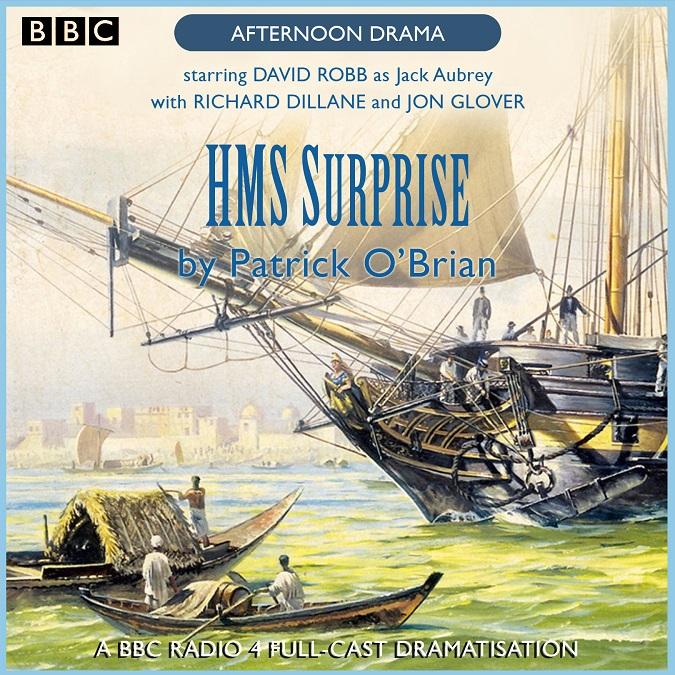 HMS Surprise – Patrick O'Brian