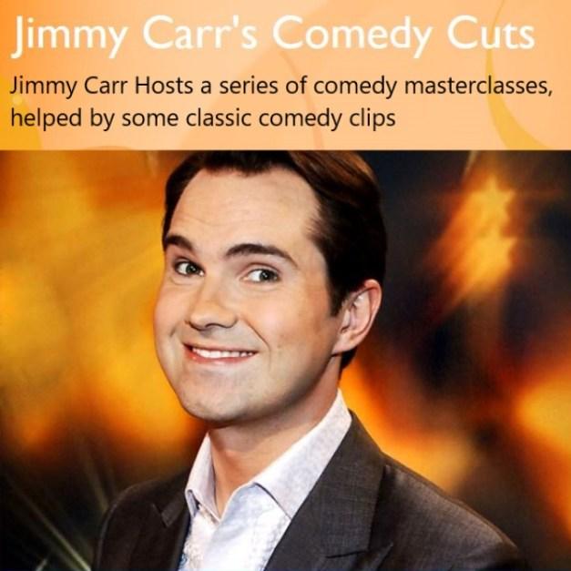 Jimmy Carrs Comedy Cuts