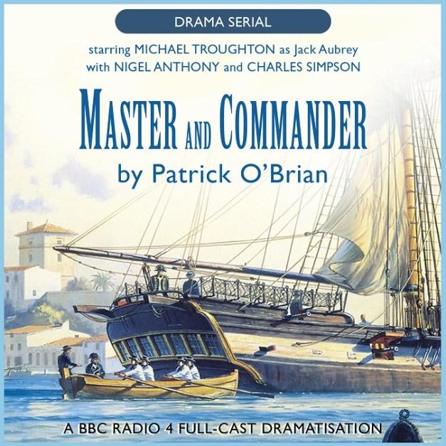 Master and Commander – Patrick O'Brian