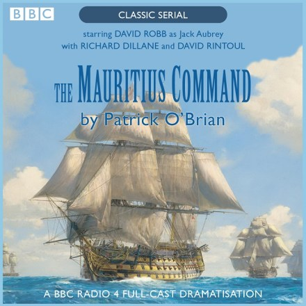 The Mauritius Command – Patrick O'Brian