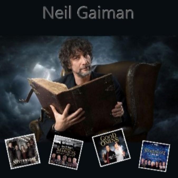 Neil Gaiman & BBC Radio