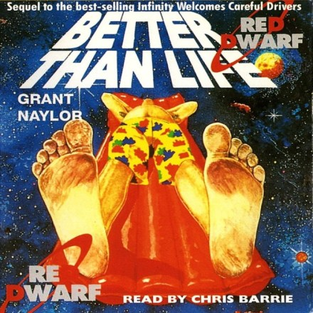 Red Dwarf – Better Than Life