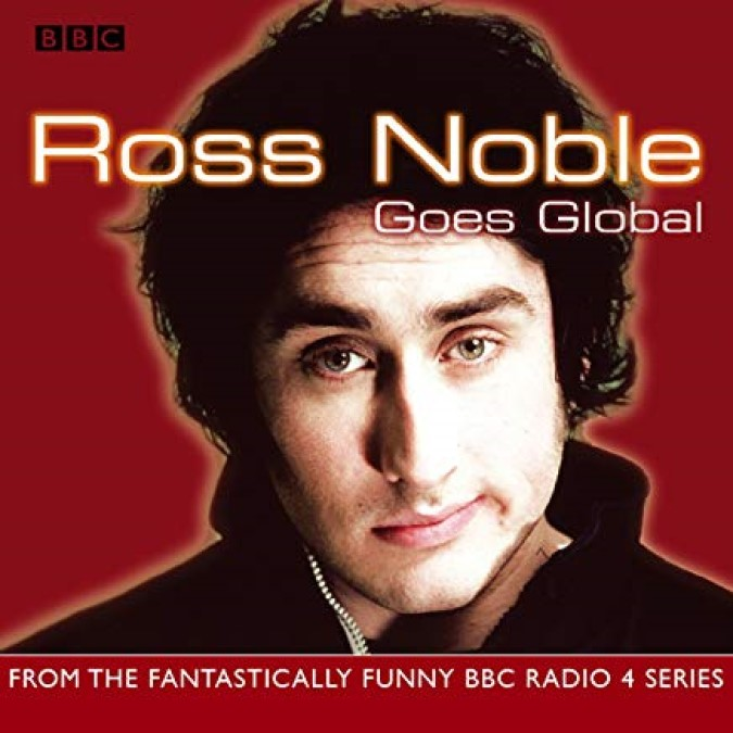 Ross Noble Goes Global