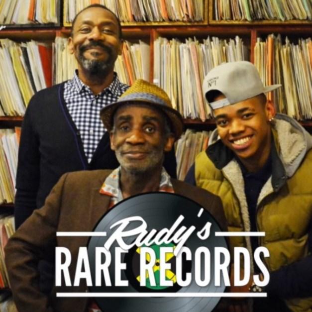 Rudy's Rare Records