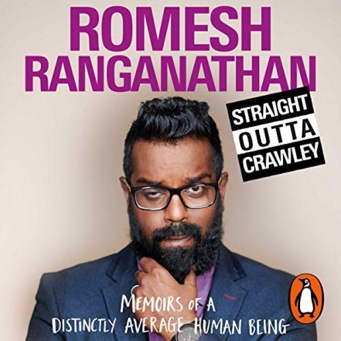 Straight Outta Crawley – Romesh Ranganathan