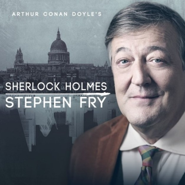 Sherlock Holmes Stephen Fry
