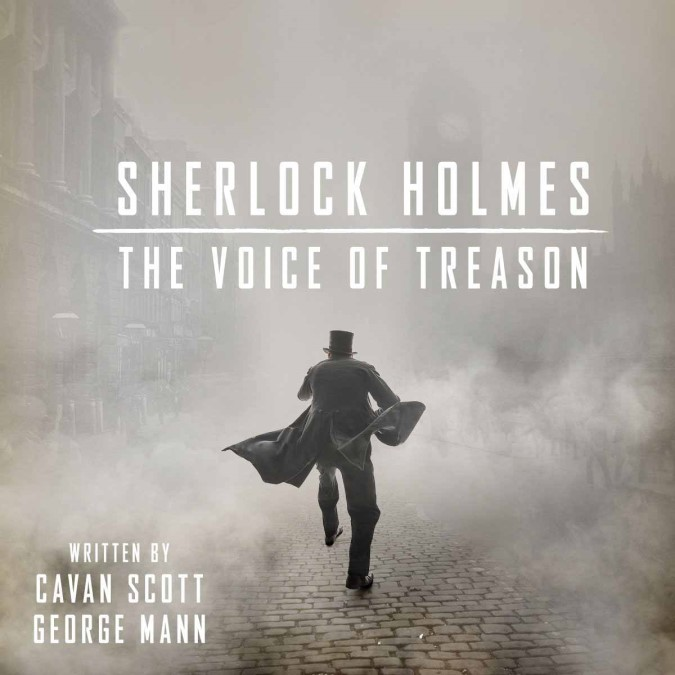 Sherlock Holmes The Voice of Treason