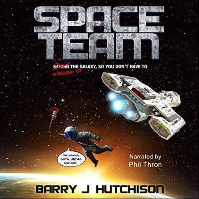 Space Team [01]