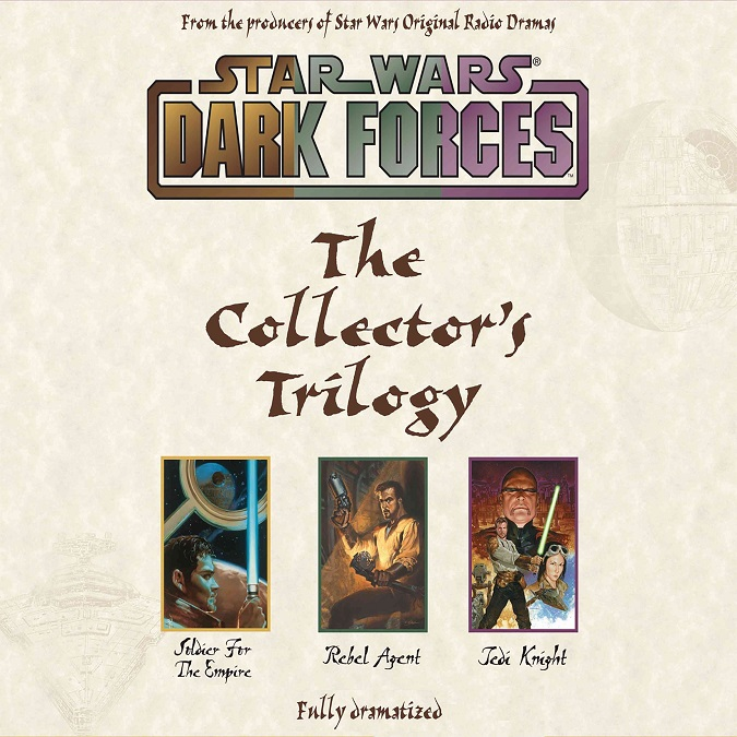 Star Wars Dark Forces Collector's Trilogy