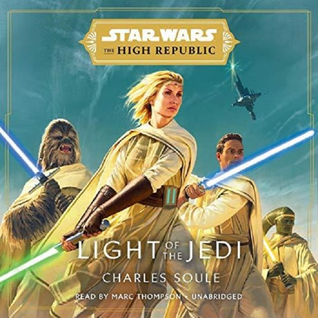 Star Wars – The High Republic – Light of the Jedi