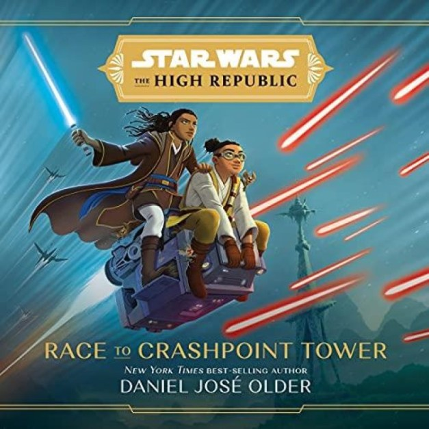 Star Wars – The High Republic – Race to Crashpoint Tower