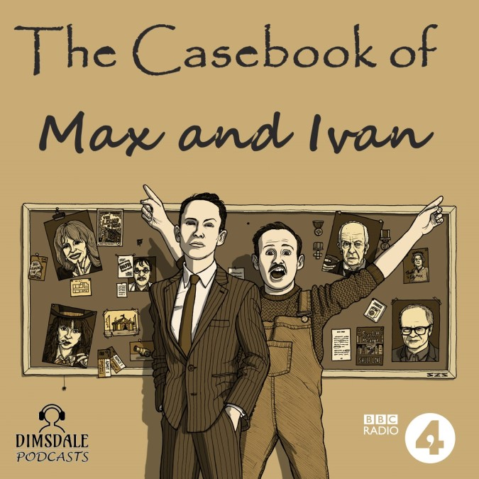 The Casebook of Max and Ivan