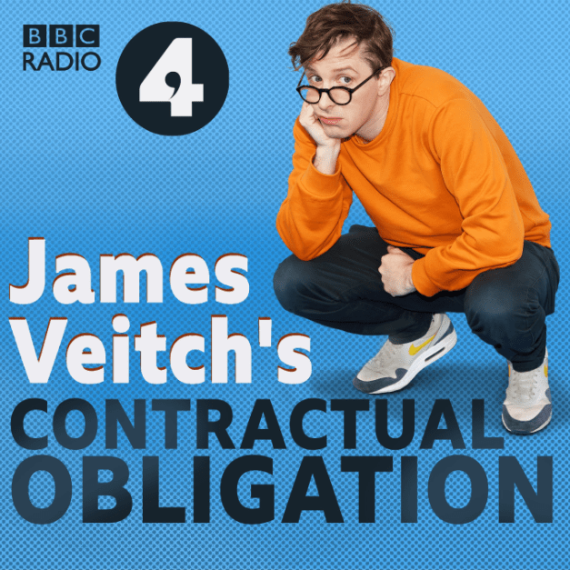 James Veitch's Contractual Obligation