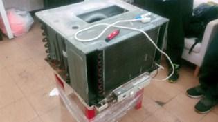 Broken Air-Conditioner