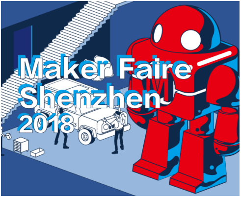 Visit: Maker Faire Shenzen with Dim Sum Labs