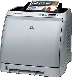 Guided Tear Down – Colour laser printer