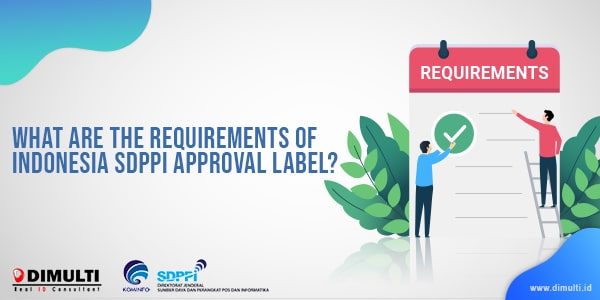 Indonesia SDPPI Approval Label