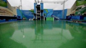 Cara Ampuh Mengatasi Air Kolam Renang Yang Berwarna Hijau