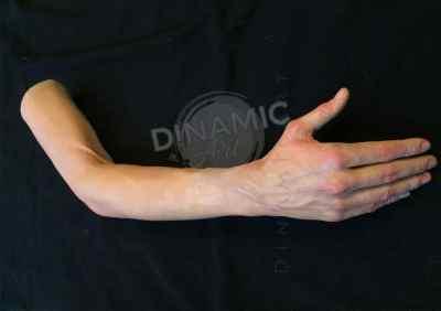 brazo ficticio poliespan
