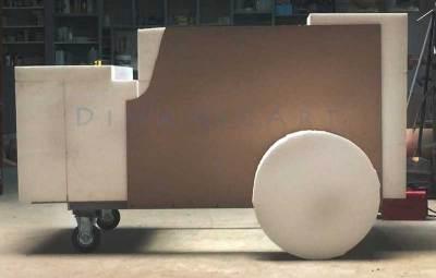 fabricación carrozas porexpan