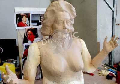 Escultura-porexpan-Rita 2