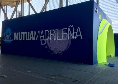 Elementos Corpóreos Madrid Mutua Open Tenis 2017
