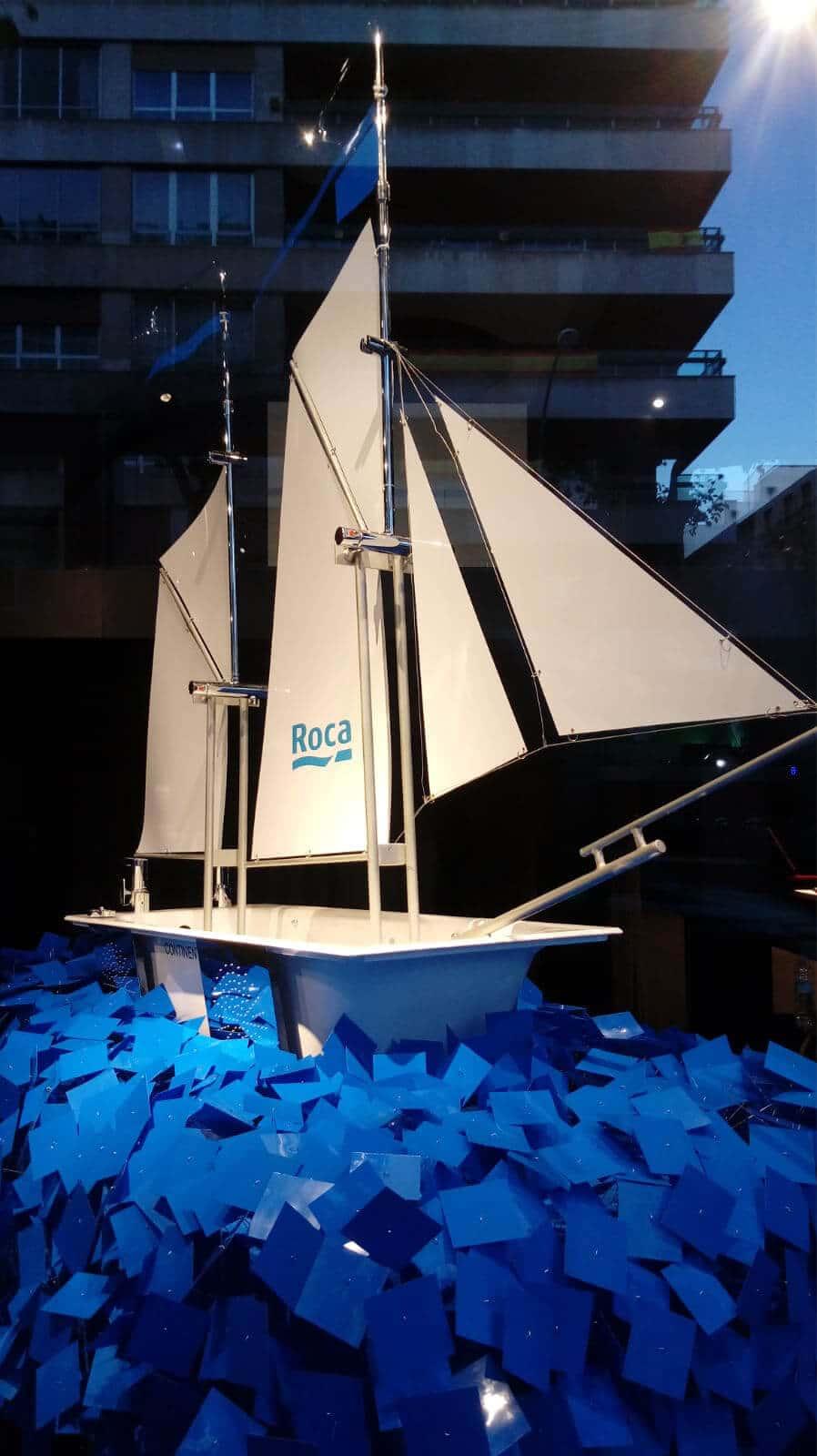 escaparatismo barcos roca madrid gallery