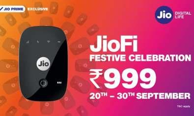jio announced new festive offer