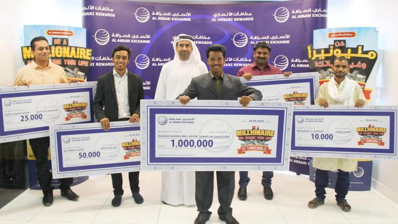 indians wons the lottory in abudhabi