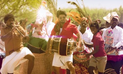 mersal new song