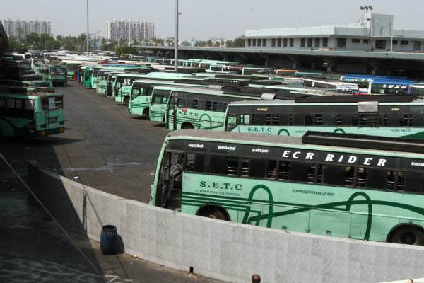 government bus rate issue