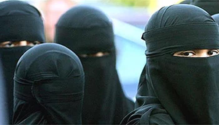 muslimwomen punished