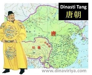 Daftar Kaisar-kaisar Dinasti Tang dalam sejarah China