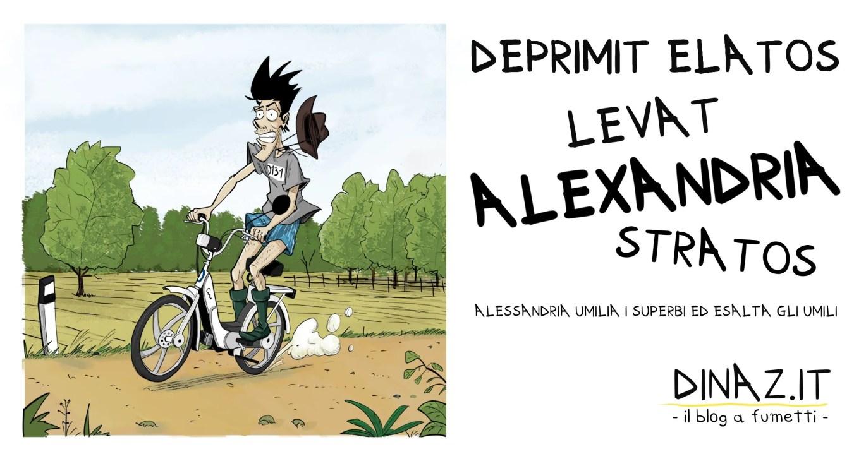 deprimit elatos levat alexandria stratos dinaz.it blog a fumetti