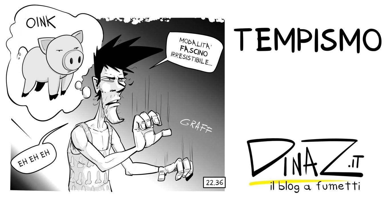tempismo dinaz.it blog a fumetti