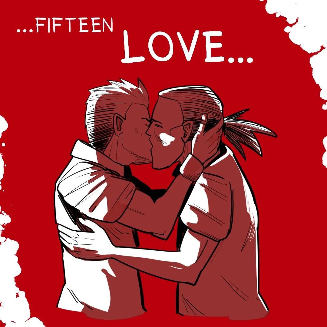FIFTEEN LOVE p8