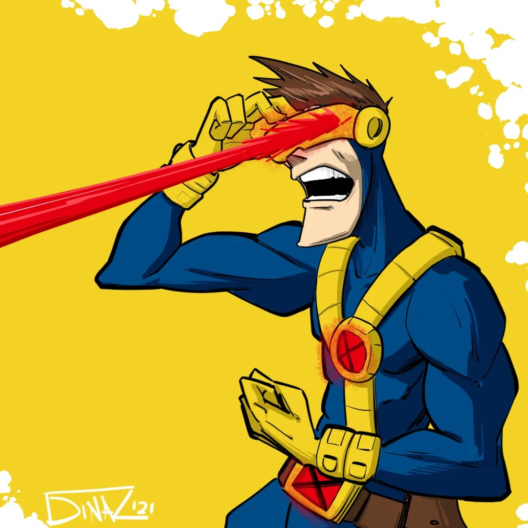 ciclope marve dina blog a fumetti